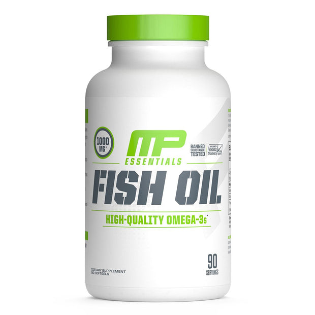 Musclepharm Essentials Fishoil 90 Softgels