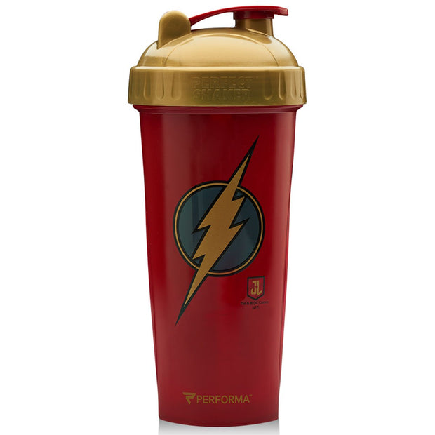 PerfectShaker The Flash Justice League Shaker Bottle