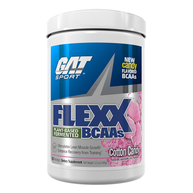GAT Sport Flexx BCAAs Cotton Candy