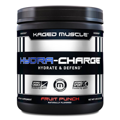 Kaged Muscle Hydra Charge Hydration Supplement Fruit Punch