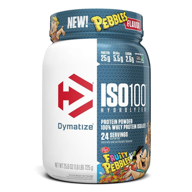 Dymatize ISO100 Fruity Cereal Protein Flavors