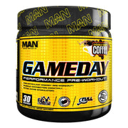 MAN Sports GameDay Pre Workout Double Shot Coffee