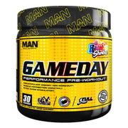 MAN Sports GameDay Pre Workout Rainbow Sherbert