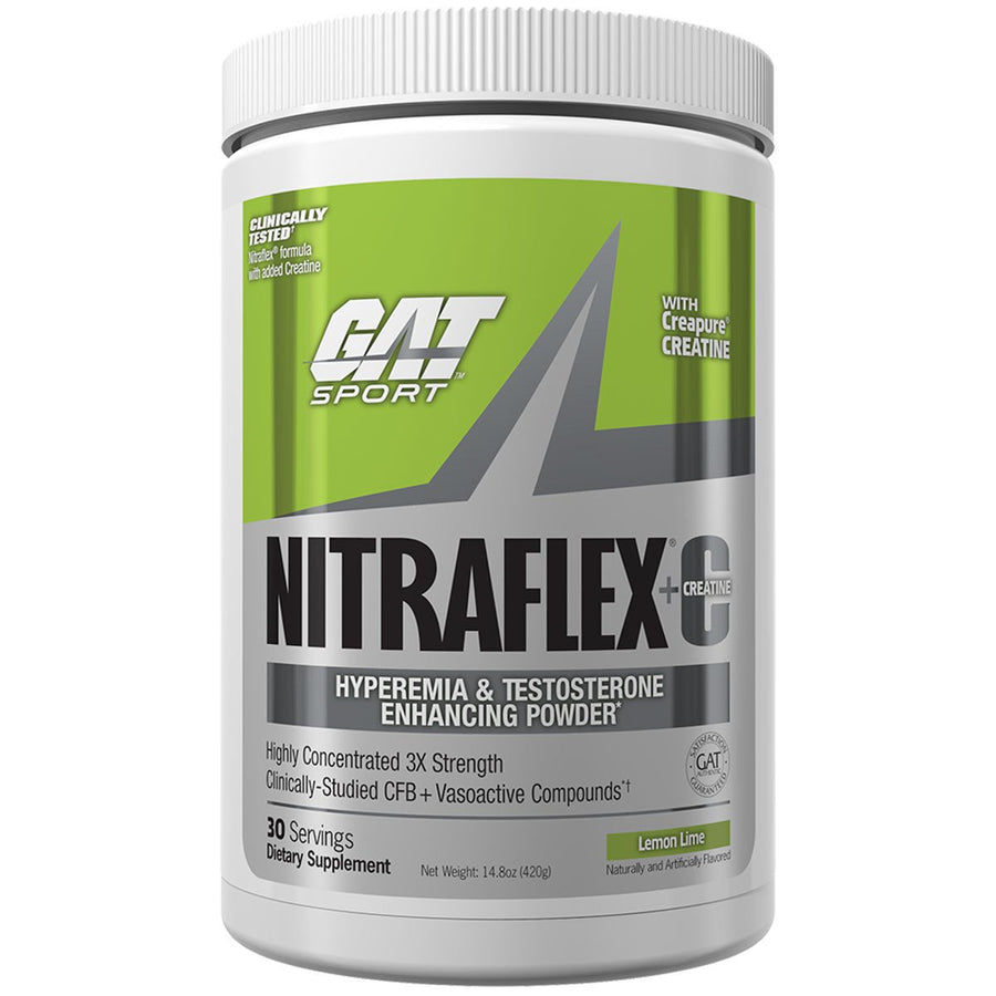 GAT Sport Nitraflex plus Creatine Cotton Candy