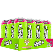 Ghost Energy Drink Warheads Sour Watermelon