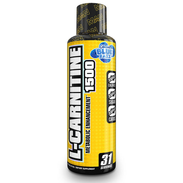MAN Sports L-Carnitine Blue Razz