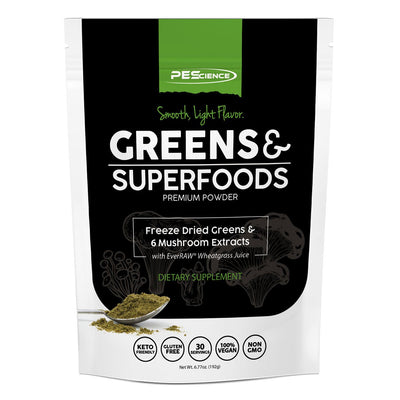 PES Greens and Superfoods