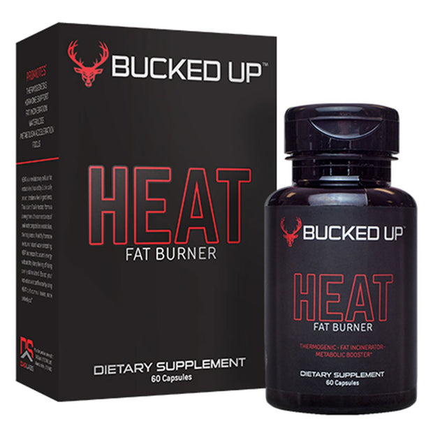 Bucked Up HEAT Fat Burner