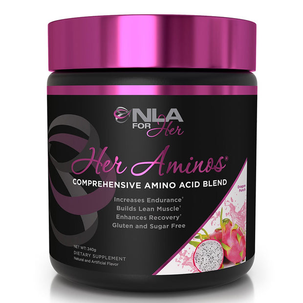Her Aminos by NLA for Her Female Supplements Dragon Fruit