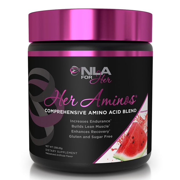 Her Aminos by NLA for Her Female Supplements Watermelon