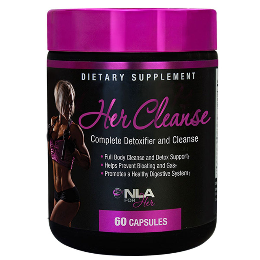 Her Cleanse by NLA for Her