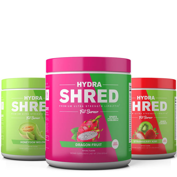 Sparta Nutrition Hydra Shred Fat Burner
