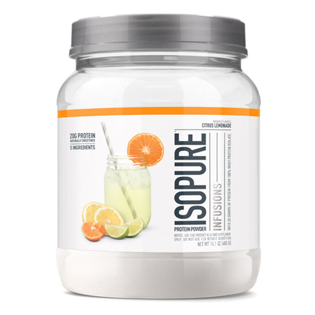 ISOPURE Infusions Fruit Protein Citrus Lemonade