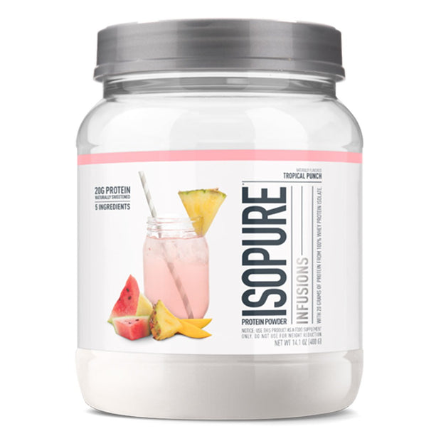 ISOPURE Infusions Fruit Protein Tropical Punch