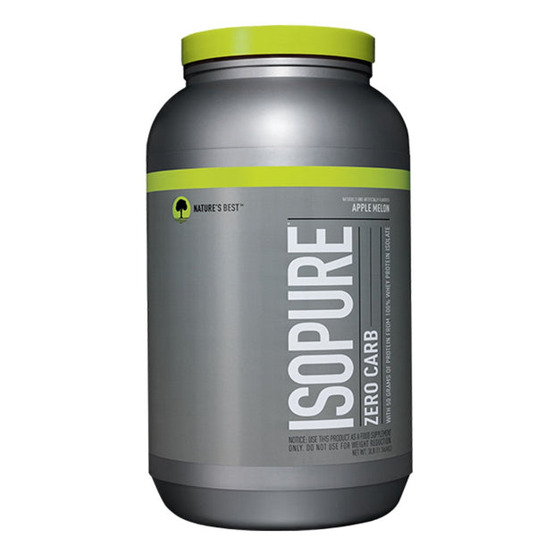ISOPURE Low Carb Whey Protein Apple Melon