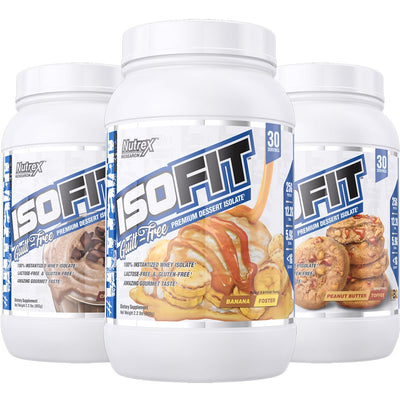 Nutrex Research Iso Fit Protein