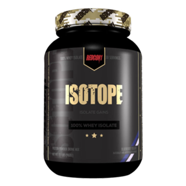 Redcon1 Isotope Whey Protein Isolate Blueberry Yogurt