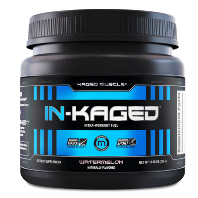 Kaged Muscle In Kaged Intra Workout FUEL Supplement Watermelon