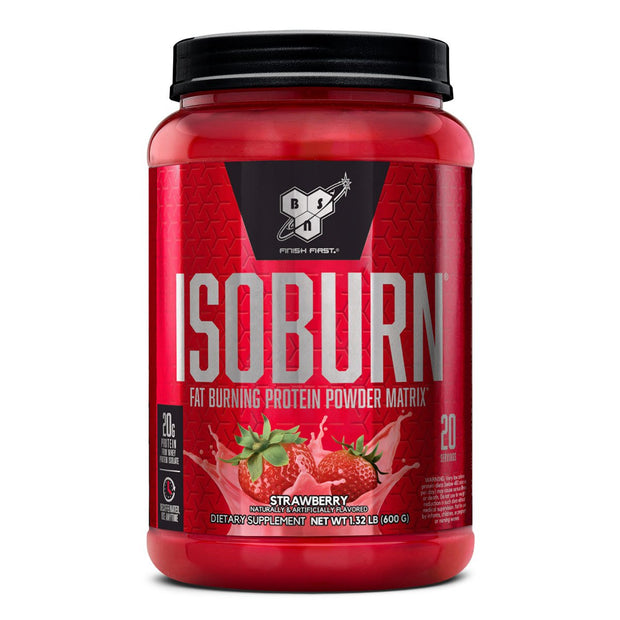 BSN Isoburn Weight Loss Protein Strawberry