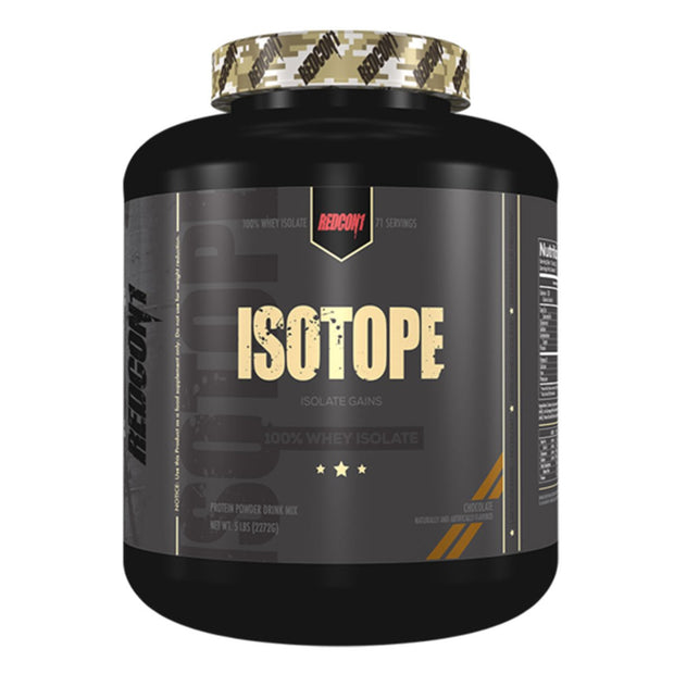 Redcon1 Isotope Whey Protein Isolate Chocolate