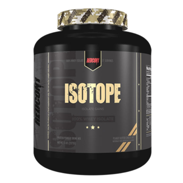 Redcon1 Isotope Whey Protein Isolate Peanut Butter Chocolate