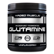 Kaged Muscle Fermented Glutamine Supplement