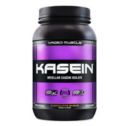 Kaged Muscle KASEIN casein Protein Powder Chocolate Shake