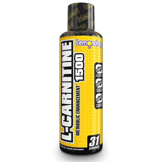 MAN Sports L-Carnitine Lemondrop