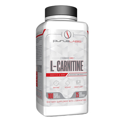 Purus Labs L-Carnitine Foundation Series