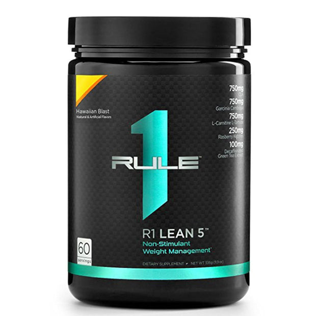 RuleOneProteins R1 Lean5 Fat Burner Hawaiian Punch