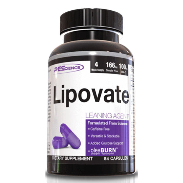 PEScience PES Lipovate Leaning Agent Supplement l Weight Loss