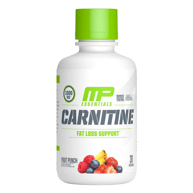 MusclePharm Liquid Carnitine Fruit Punch