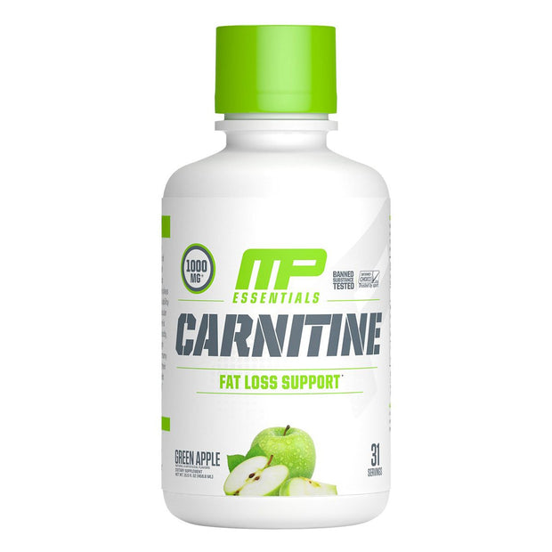MusclePharm Liquid Carnitine Green Apple
