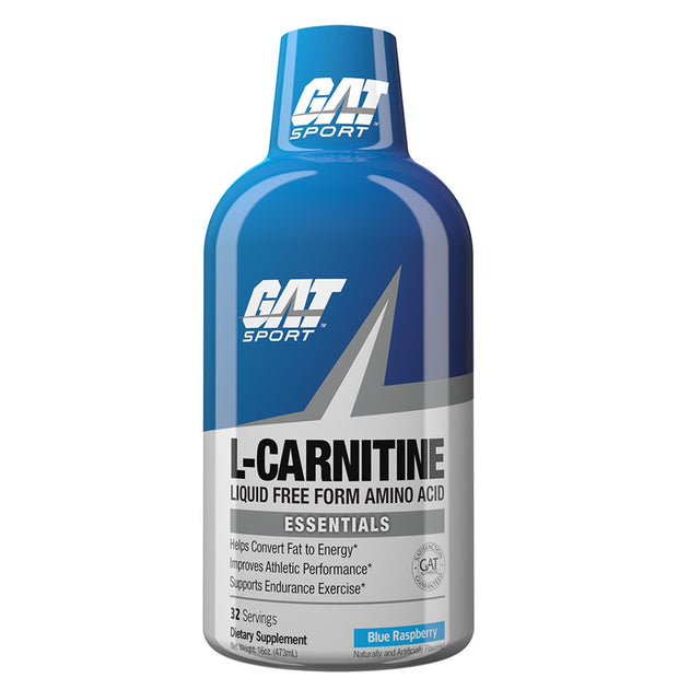 Liquid Carnitine by GAT Blue Raspberry
