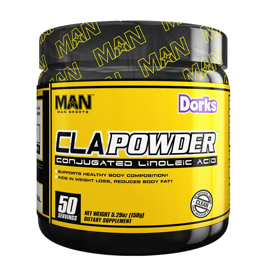 MAN Sports CLA Powder Sour Batch