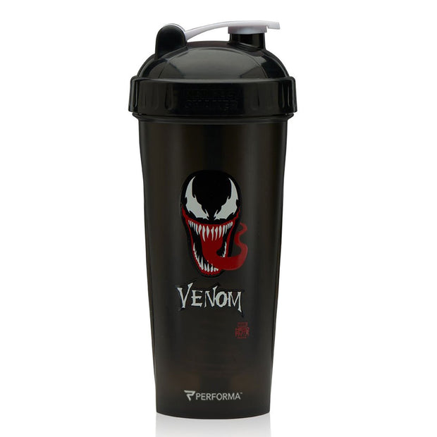 Marvel Venom Shaker Bottle for Protein