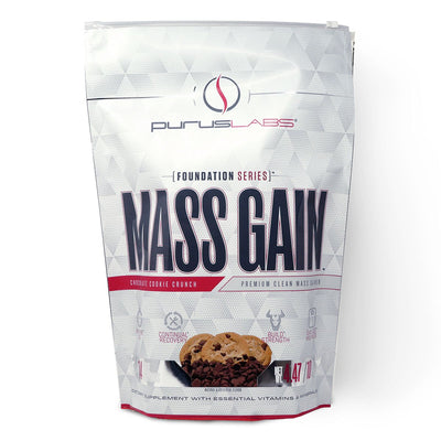 Purus Labs Mass Gain Weight Gainer Chocolate Cookie Crunch