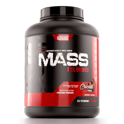 Betancourt Nutrition Mass Reloaded Weight Gainer Chocolate