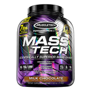 Muscletech Mass Tech Mass Gainer Protein Milk Chocolate