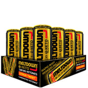 VPX Meltdown Keto Energy Drink Citrus Twist