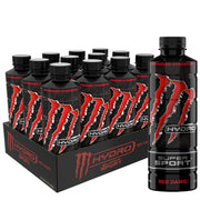 Monster Energy Monster Hydro Super Sports Drink Red Dawg