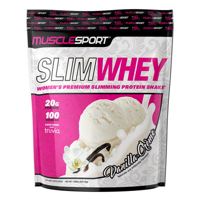 Musclesport Slimwhey Protein for Women Vanilla