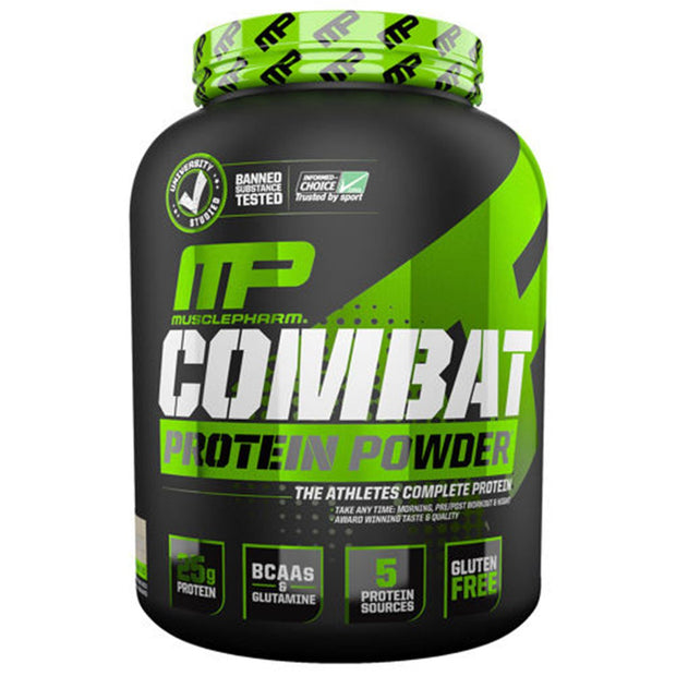 Musclepharm Combat Powder Protein