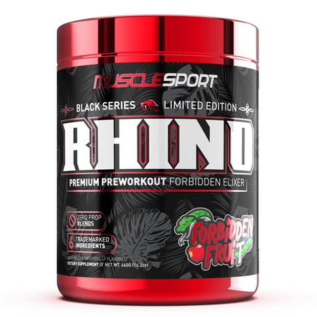 Rhino Limited Edition Pre Workout