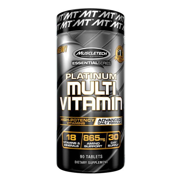 Muscletech Platinum Multivitamin Supplement