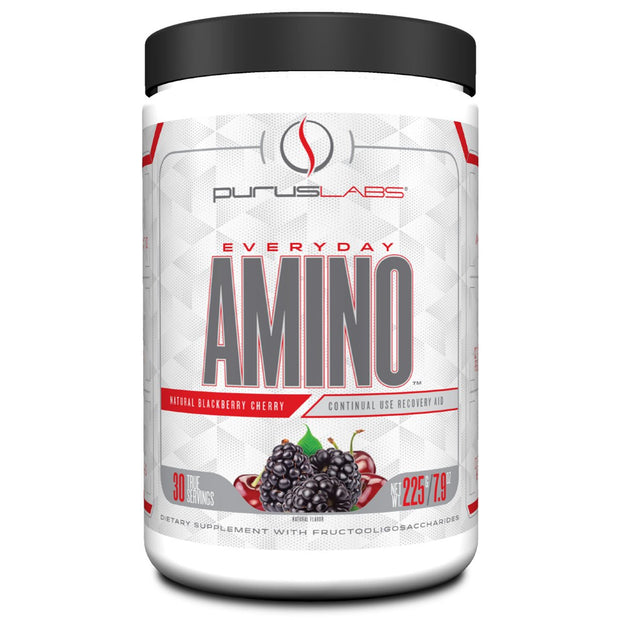 Purus Labs Everyday Amino Blackberry Cherry