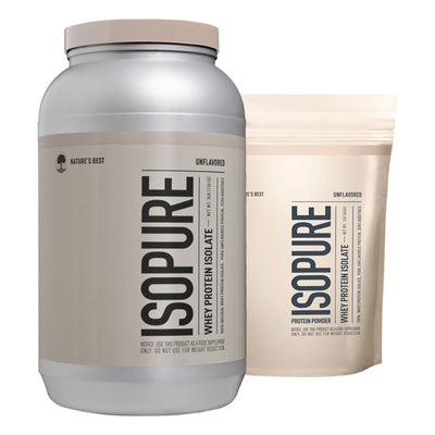 ISOPURE Whey Protein Isolate Unflavored