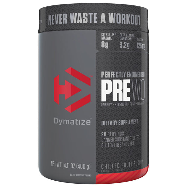 Dymatize Pre W.O. Chilled Fruit Fusion