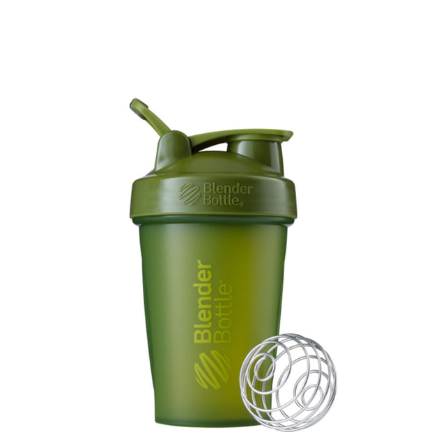 New Blender Bottle Classic Army Moss Green 20 Oz.