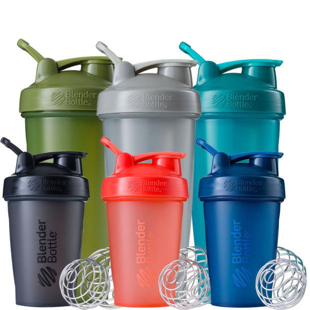 New Classic Blender Bottle Colors